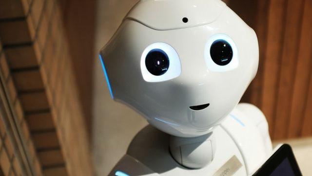 Robot humanoïde