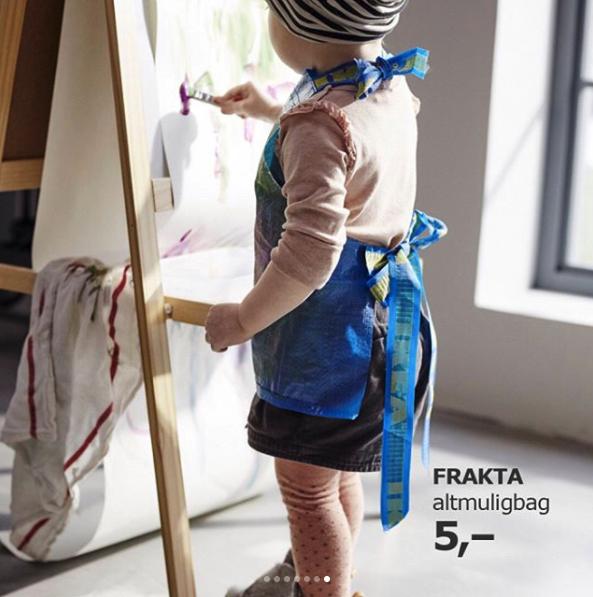 Ikea sac Frakta