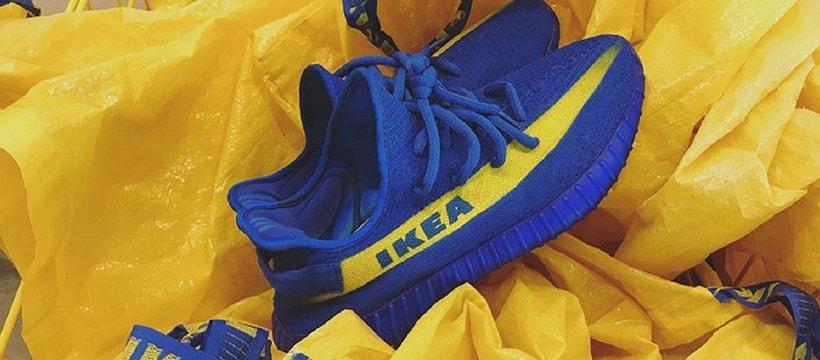 Ikea Yeezy Boost 350