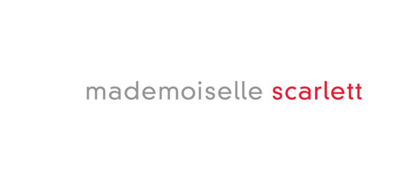 logo mademoiselle scarlett
