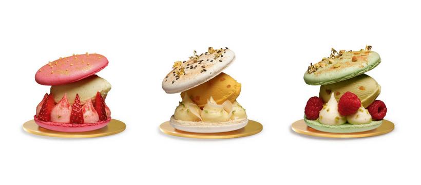 macarons carte d'or
