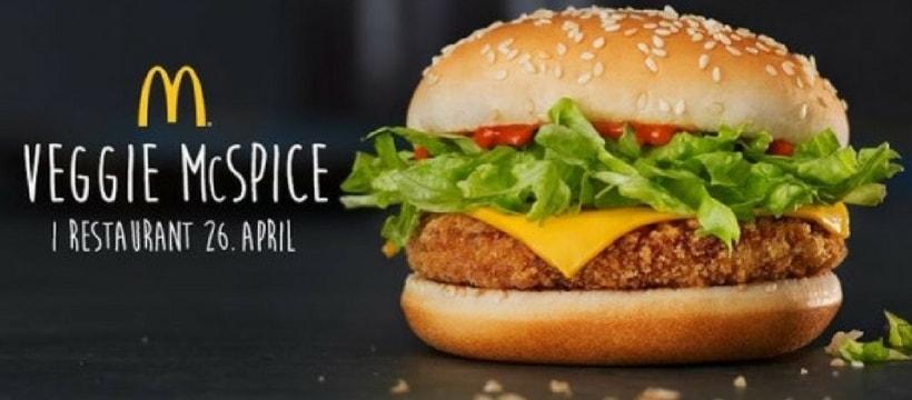 burger vegan mcdonald's