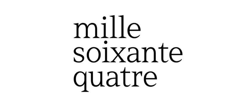 logo millesoixantequatre