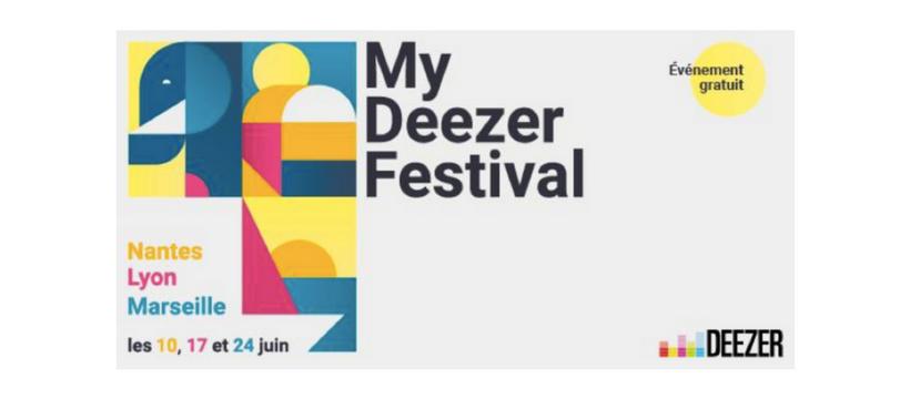 my deezer festival