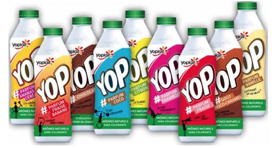 packaging yop