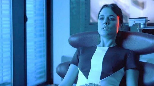 Santander crée un film dystopique où l'on peut vendre ses souvenirs