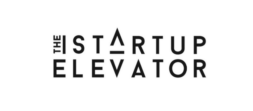 logo the start-up elevator