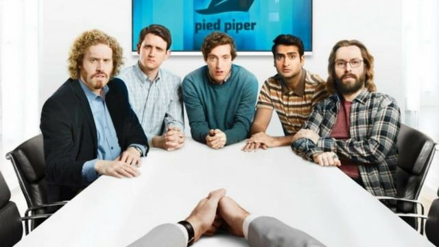 Série Silicon Valley
