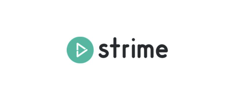 strime logo