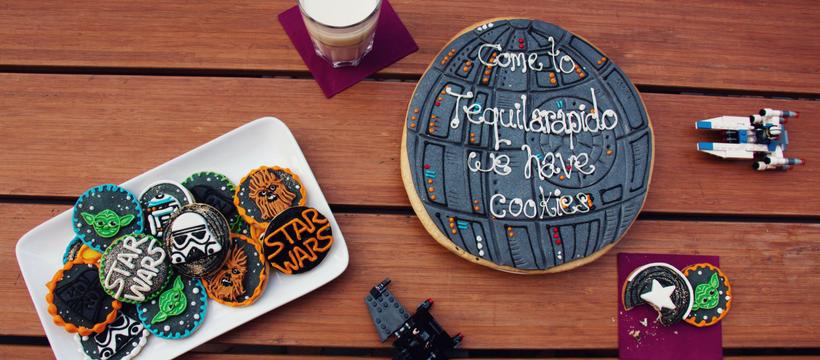 tequilarapido gâteau star wars