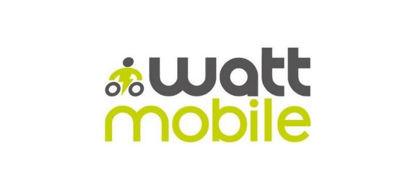 logo watt mobile