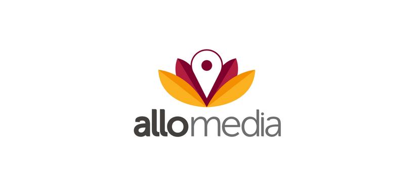 logo allomedia