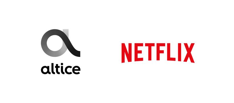 logos altice netflix