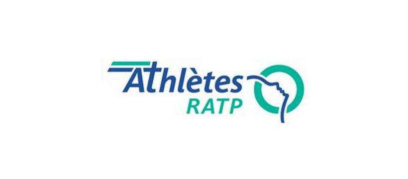 logo athlete ratp