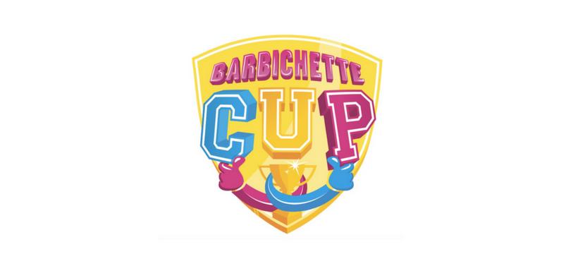 logo barbichette cup