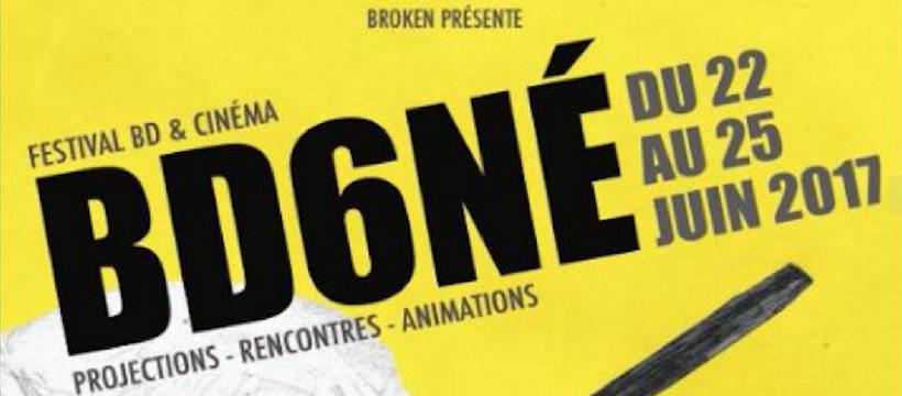 affiche bd6né