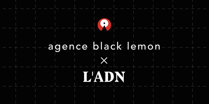 logos blacklemon l'adn