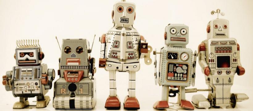 jouets robots
