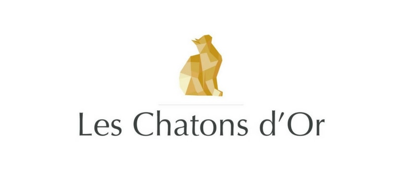 chatons d'or