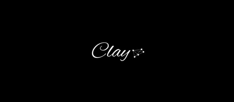 logo clay