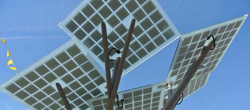 arbre photovoltaïque