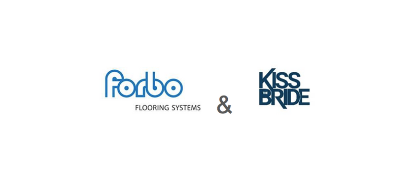 logos forbo et kiss the bride