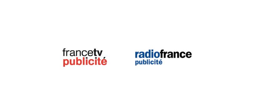 logos francetv radiofrance