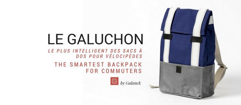galuchon sac intelligent