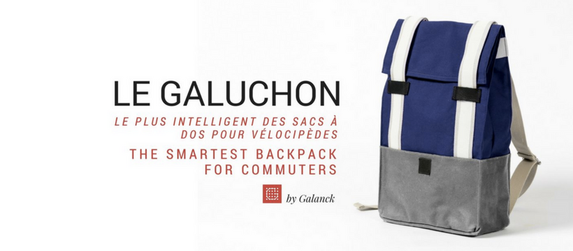 galuchon sac intelligent