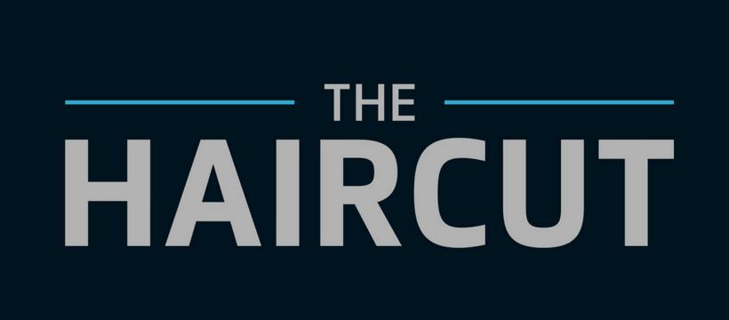 logo the haircut