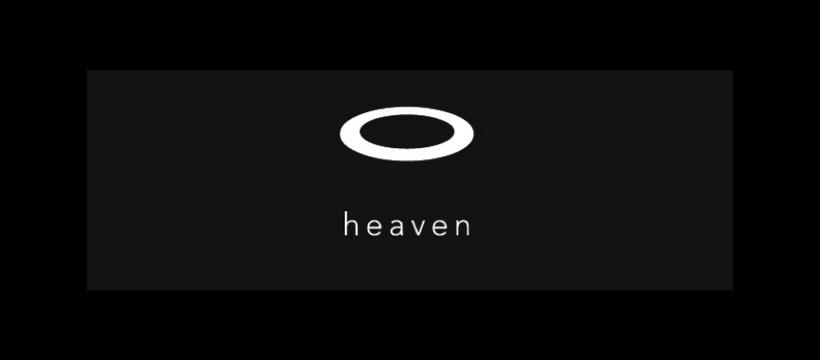 logo agence heaven