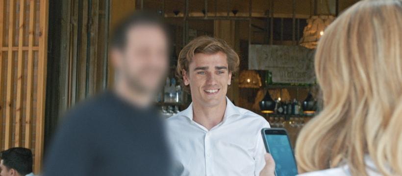 Huawei Antoine Griezmann