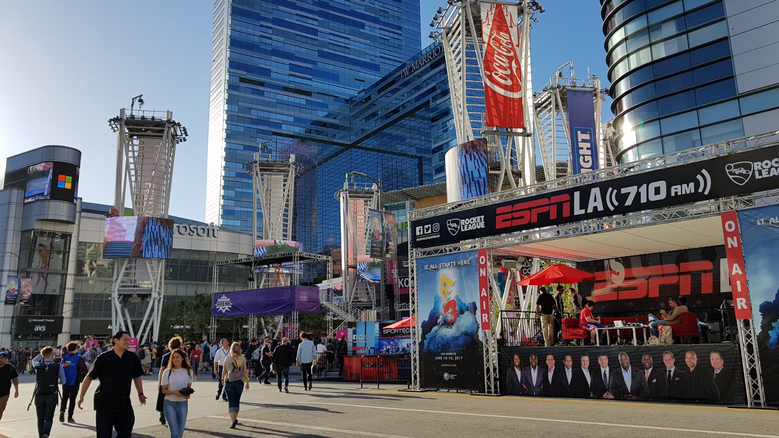Stand ESPN E3 2017