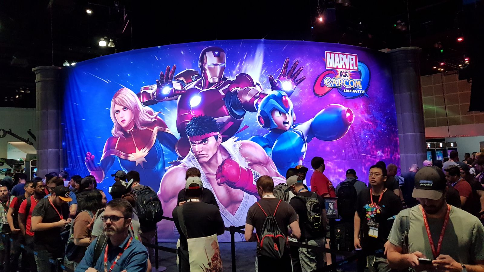 marvel vs capcom E3