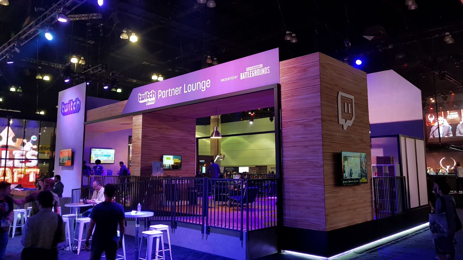 Stand Twitch E3 2017