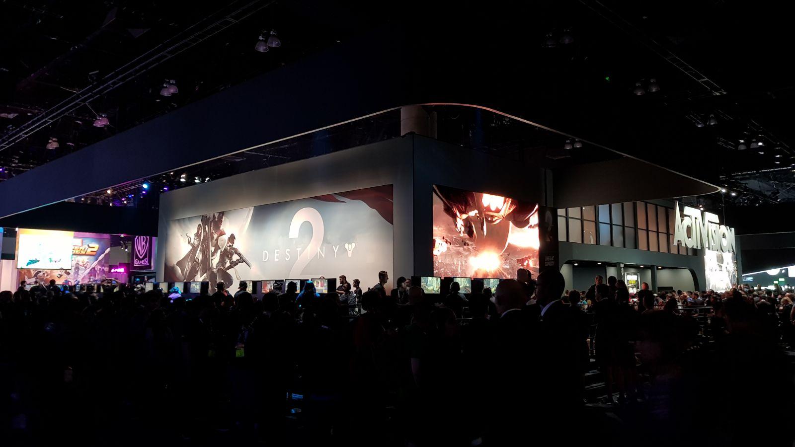 destiny 2 à l'E3