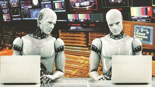 Robot journaliste