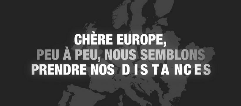 love letter europe