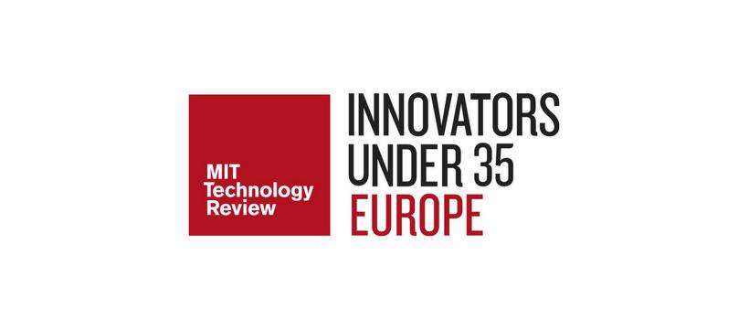 logo mit innovator under 35