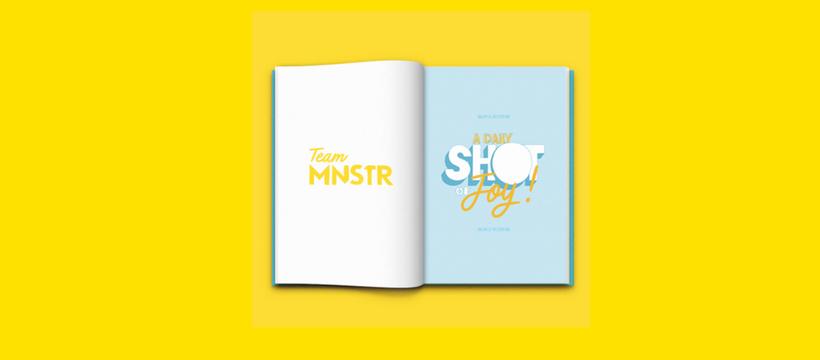 MNSTR JOY BOOK
