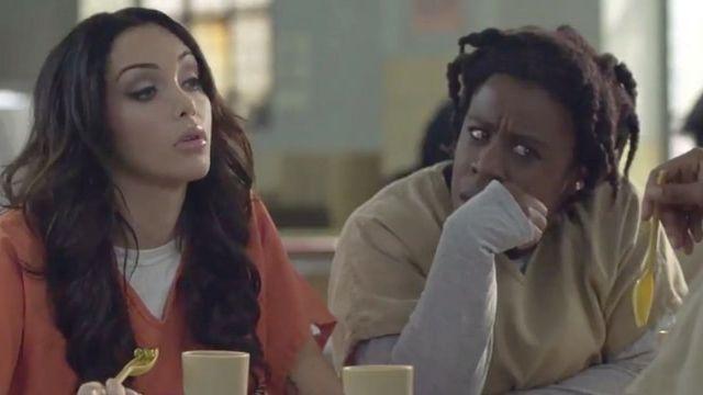 Nabilla dans un trailer d'Orange Is The New Black