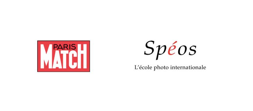 logos paris match spéos