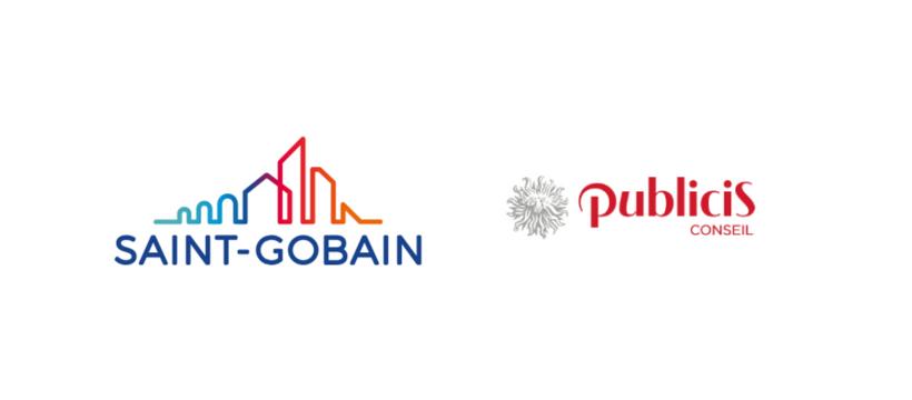 logos publicis conseil saint gobain
