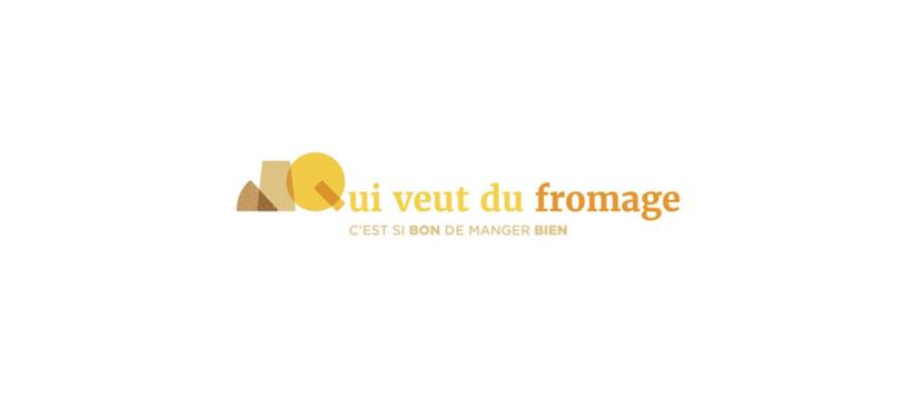 logo qui veut du fromage