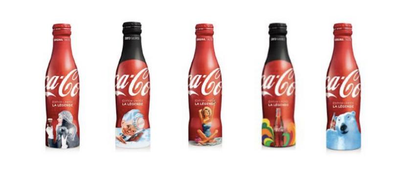 édition limitée coca-cola quick