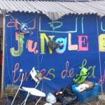 Tente jungle de Calais