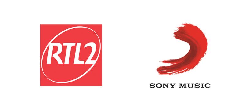 logos rtl2 sony columbia