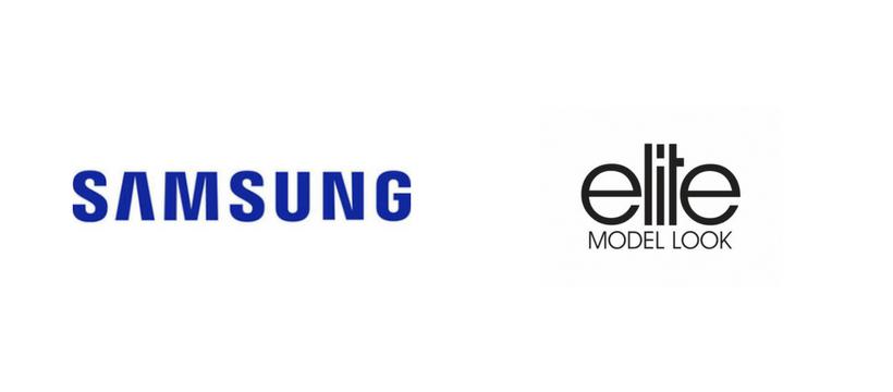logos samsung et elite model look