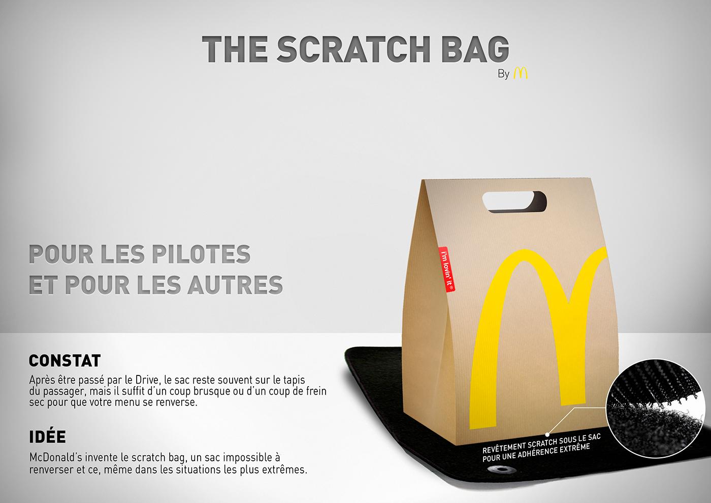 scratch my bag