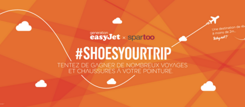 shoesyourtrip easyjet et spartoo
